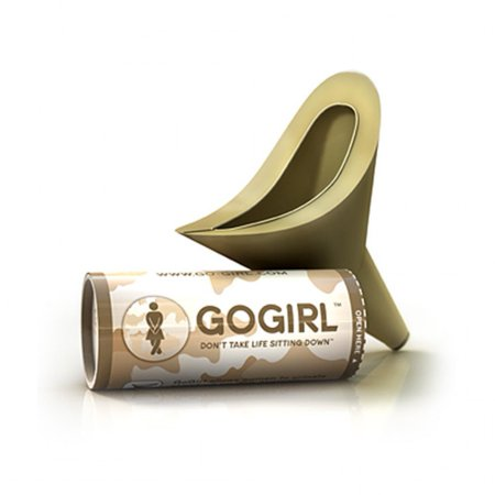 Female Urination Device  Camo     By Go Girl Ship From Us