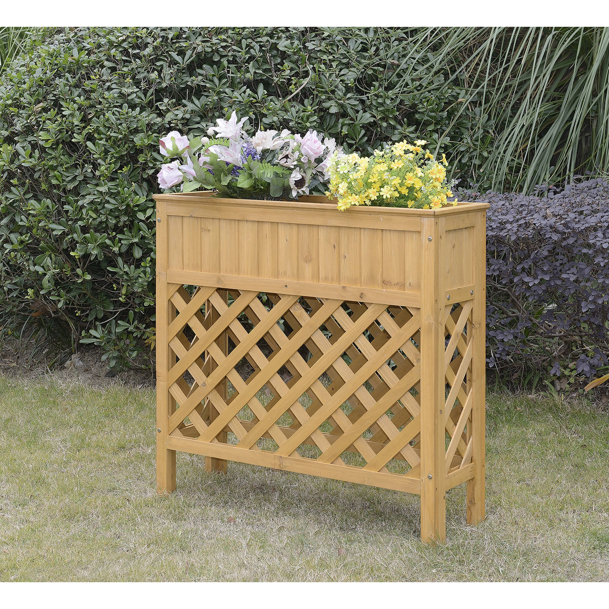 Convenience Concepts Planters & Potts Raised Patio Planter by Overstock