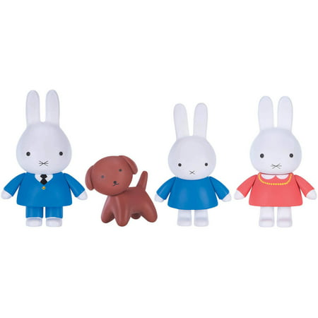 "MIFFY 3"" Family Multipack"