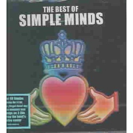 The Best Of Simple Minds (CD)