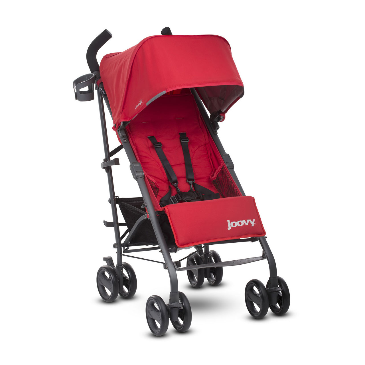 Joovy Groove Ultralight Lightweight Stroller � Red by Joovy