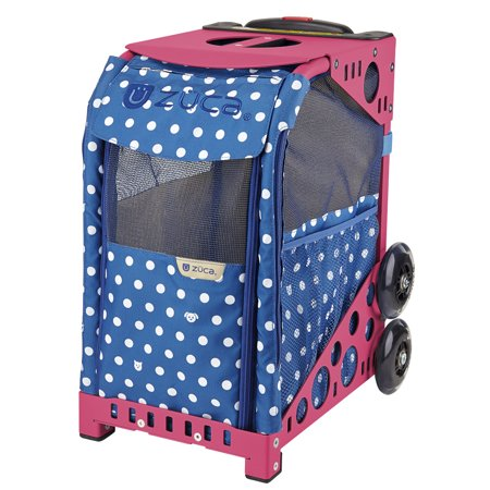Zuca Rolling Pet Carrier -