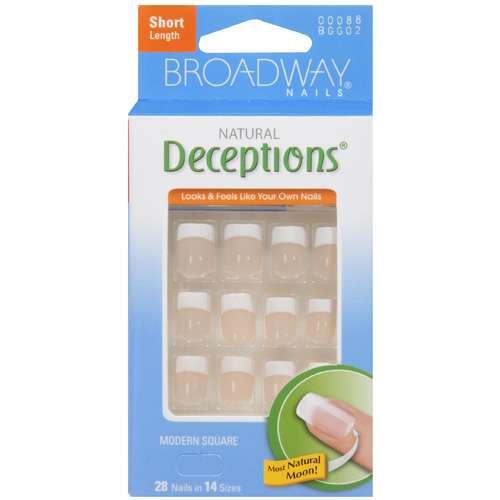 Broadway Nails Natural Deceptions, 1ct