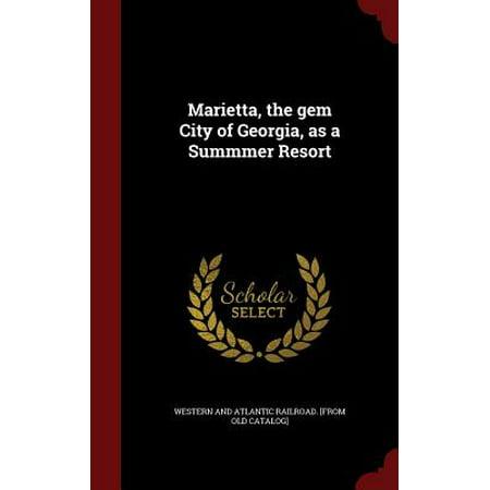 Marietta, the Gem City of Georgia, as a Summmer Resort (Party City Marietta)