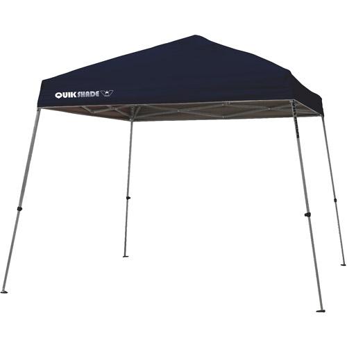 QuikShade Weekender 10'x10' Angled Leg Canopy (Midnight Blue Top)