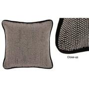 Jovi Home Diva Hand-Beaded Throw Pillow