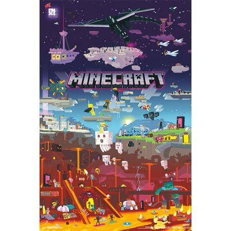 Minecraft - World - Minecraft Reg