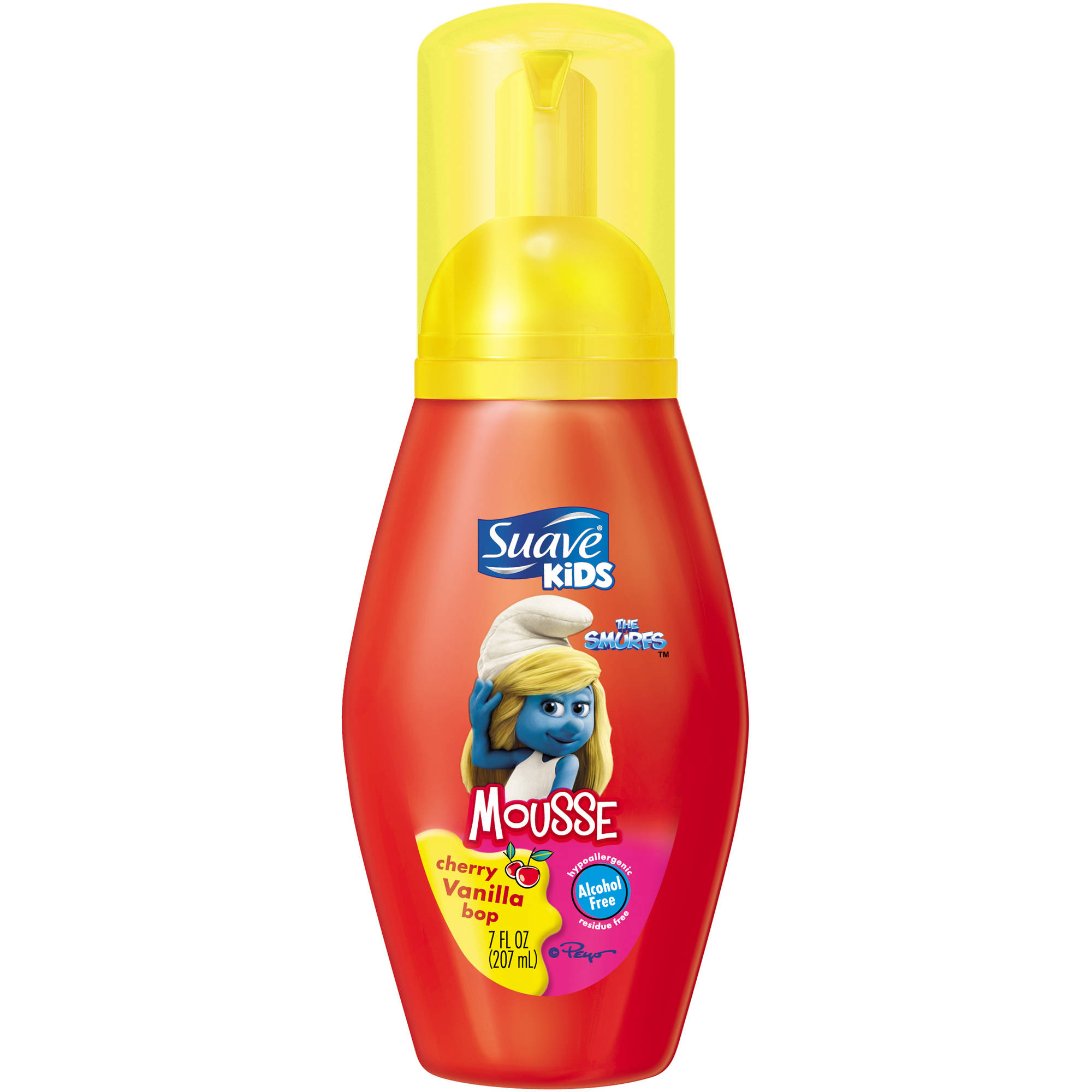 Suave Kids Cherry Vanilla Bop Mousse, 7 fl oz