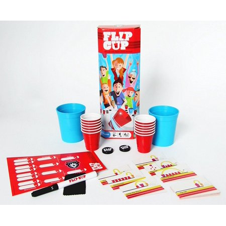 Flip Cup Game - Active Game by Haywire Group (280) - Group Halloween Games