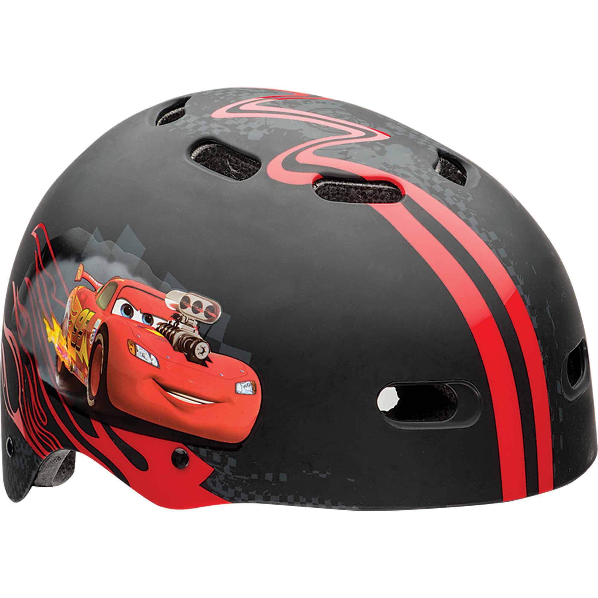 Disney Cars Child Multisport Helmet, Red
