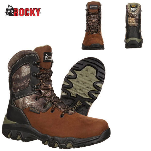 Rocky Bigfoot WP Insulated Boots (11-EW)- RTX by