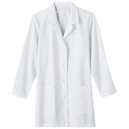 Meta Fundamentals Women's Performance Poplin Labcoat - Kids Lab Coats