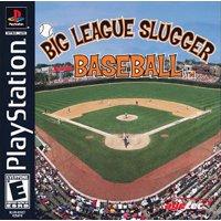 Big League Slugger Baseball PS