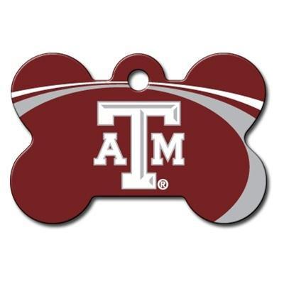 Texas A&M Aggies Bone ID Tag - image 1 of 1