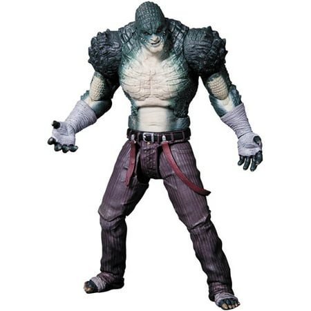 DC Comics Batman Arkham Origins Series 2 Killer Croc Deluxe Action Figure (Killer Croc)