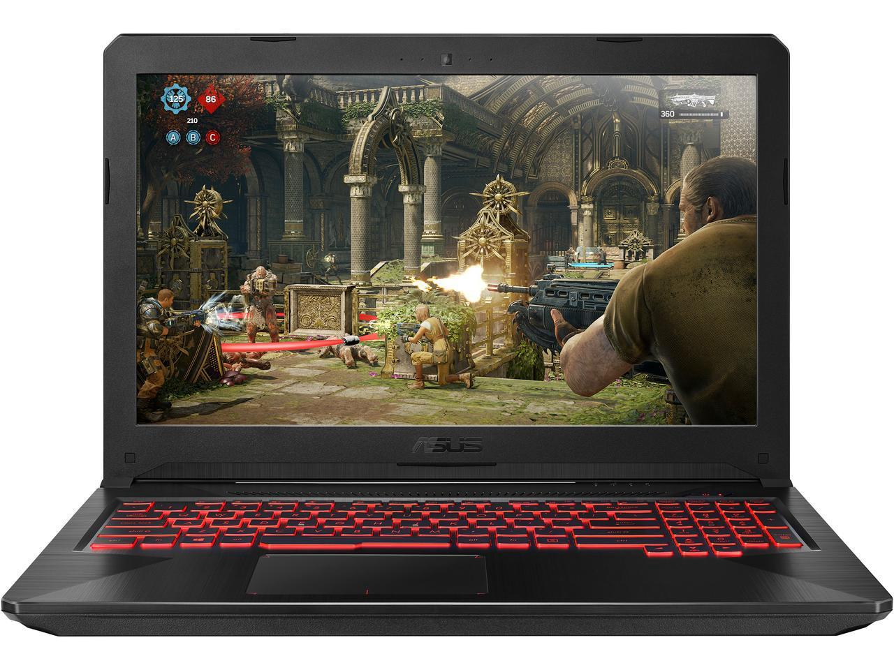 "Asus TUF Gaming 15.6"" FHD Gaming Laptop (i5-8300H / 8GB / 256GB SSD)"