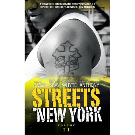 Streets of New York - eBook