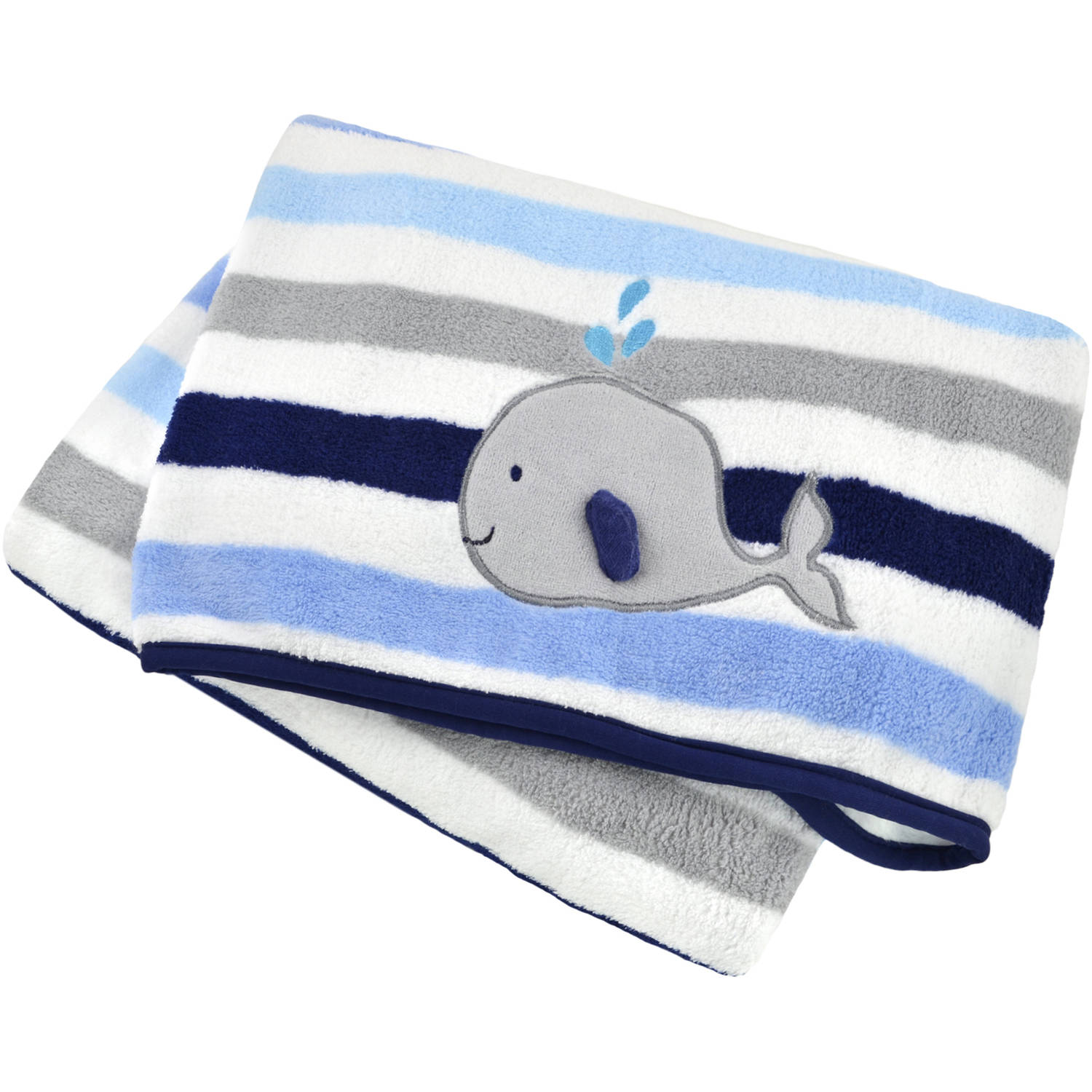 Garanimals Boating Buddies Printed Fleece Blanket