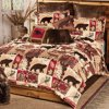 Durango Wildlife Bed Set - King
