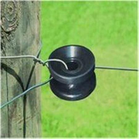 Fi-Shock 0268748 Fi-Shock Electric Fence Insulators, Corner & End, Black - image 1 de 1