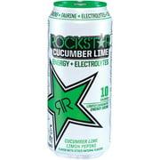 Rockstar Cucumber Lime Energy Drink, 16 Fl. Oz.