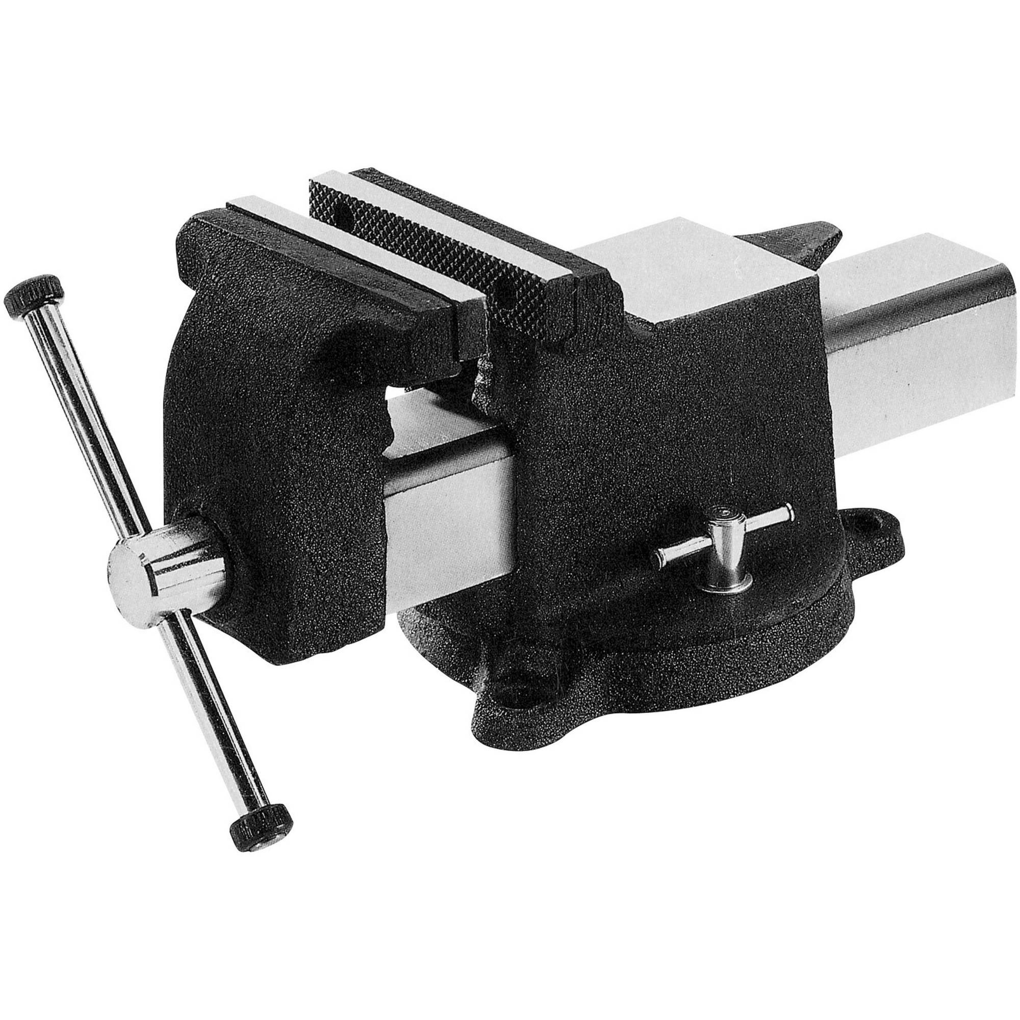 Yost 906-As All Steel Utility Combination Pipe and Bench Vise by Yost Vises