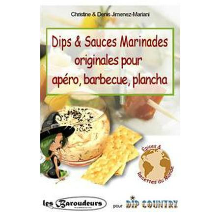 Herb Dip - Dips & Sauces Marinades originales pour apéro, barbecue, plancha - eBook