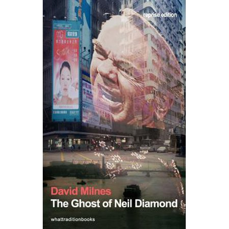The Ghost of Neil Diamond - April O Neil Foot