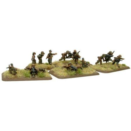 Wwii German Infantry Weapons - SS Machine-Gun Platoon (GE814) New