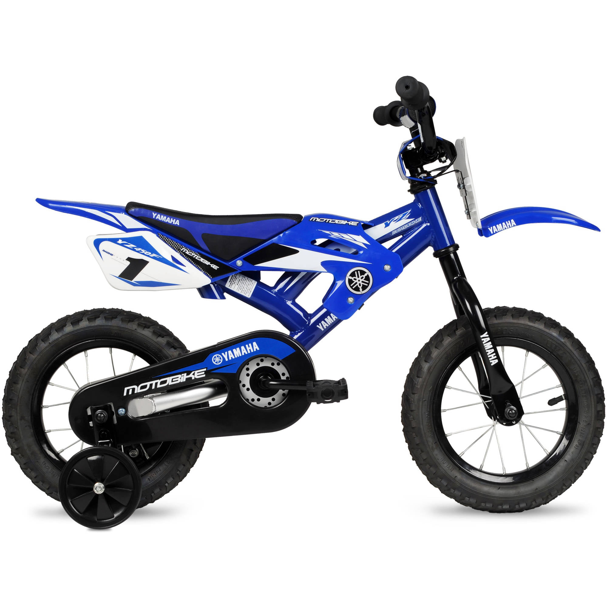 "12"" Yamaha Moto Child's BMX Bike by Generic"