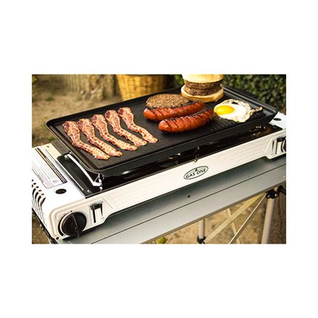 Gas One Portable 2-Burner Propane Outdoor Stove