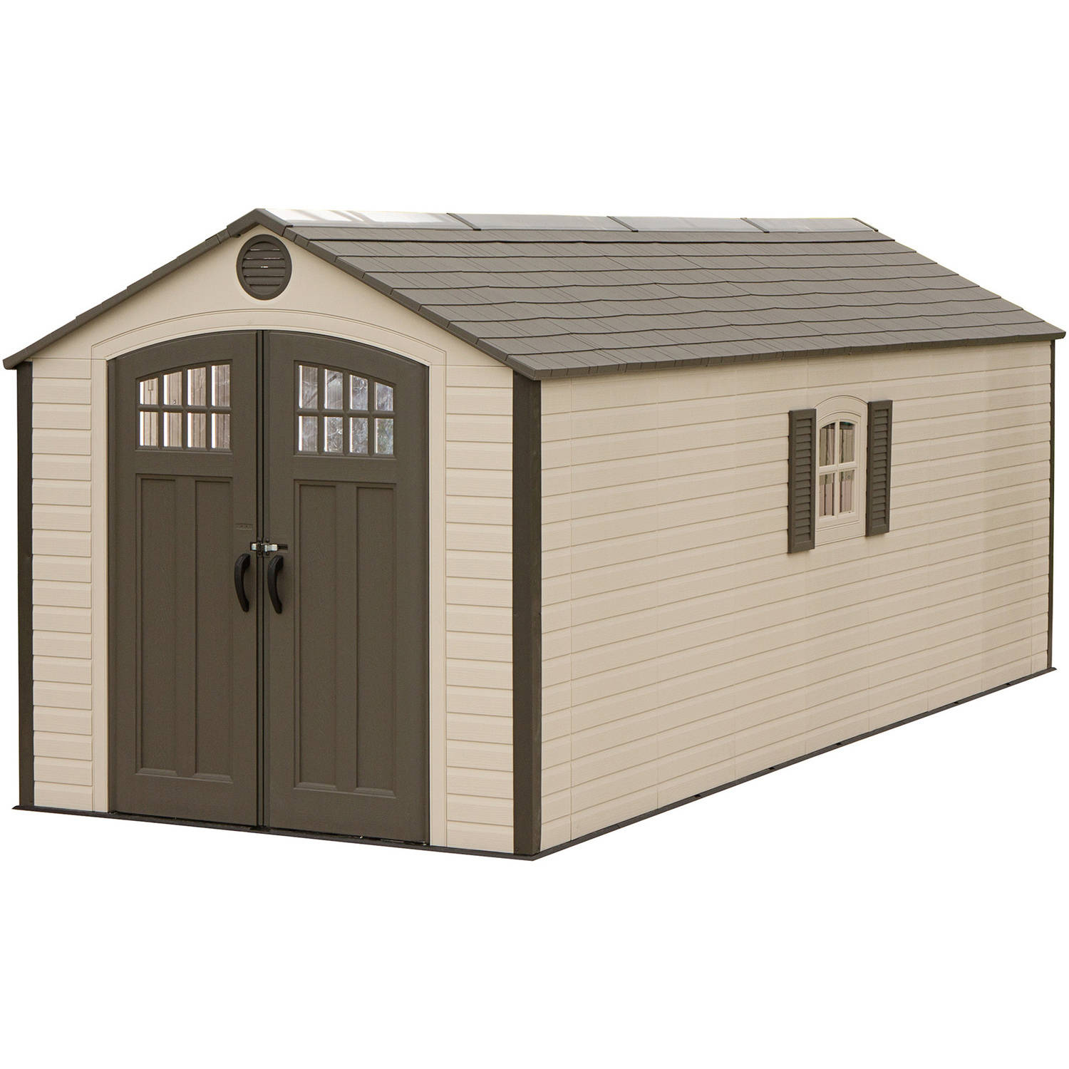 Lifetime 8 x 20 ft. Outdoor Storage Shed