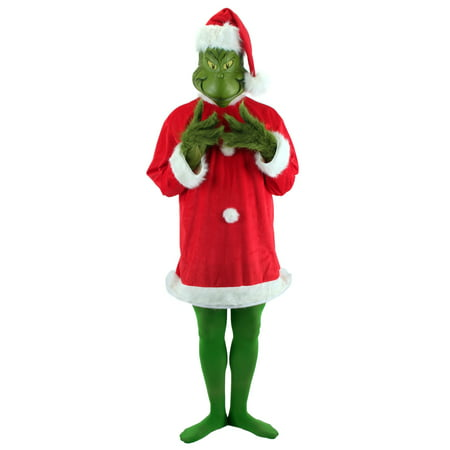 Deluxe Grinch Costume - image 1 of 1