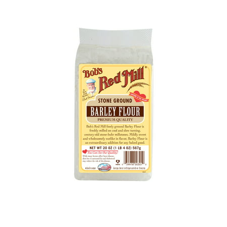Bob's Red Mill Barley Flour, 20 (Best Home Flour Mills)