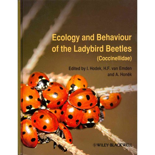 Ecology and Behaviour of the Ladybird Beetles