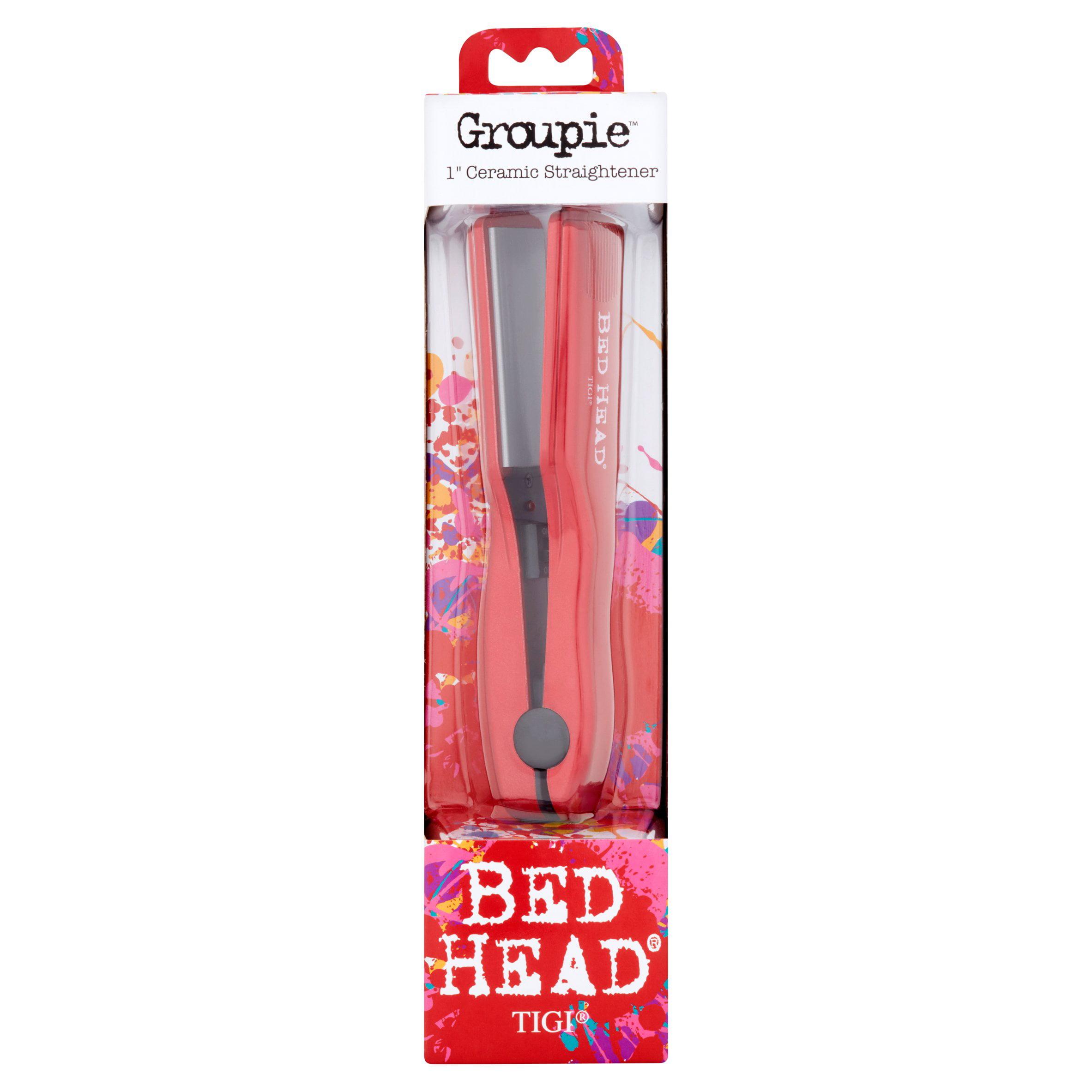"""Tigi Bed Head Groupie 1"""" Ceramic Straightener"""