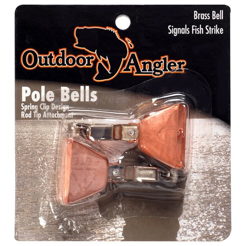 Outdoor Angler Pole Bell