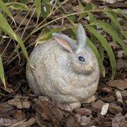 Evergreen Enterprises Portly Bunny Garden Statue
