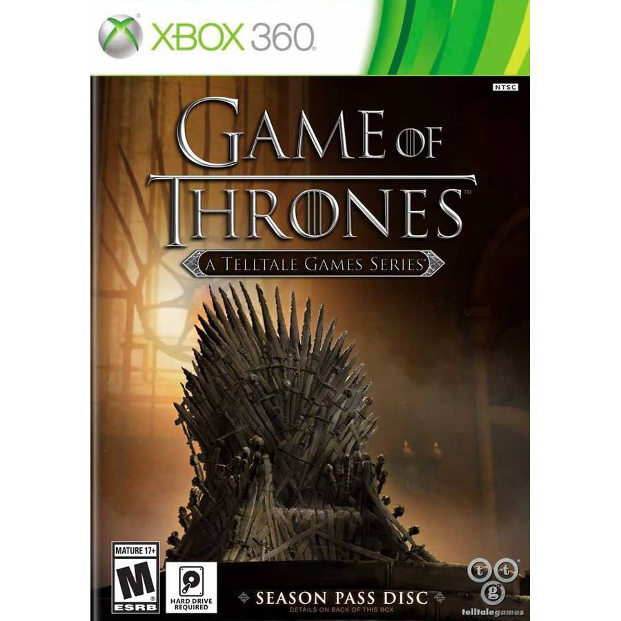 Game of Thrones - A Telltale Games Series (Xbox 360)