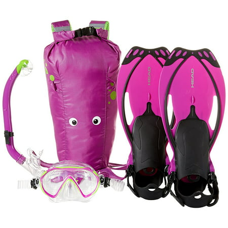 Mares Carbon (Mares Kids Sea Pals Character Set - Squid, Size SM )