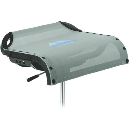 Millennium Marine Freshwater Series 400 lb Capacity Aluminum ComfortMax  Boat Seat