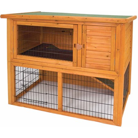 Premium Plus Hutch - Ware Manufacturing Inc. Premium Penthouse Rabbit Hutch