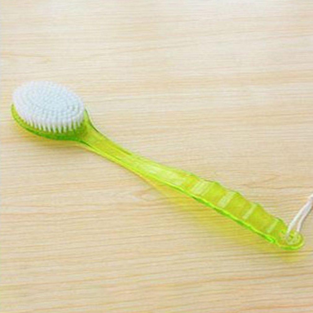 Long Handle Bath Body Brush with Super Soft Bristle Exfoliating Back Brush Massage Shower Scrubber for Men Women