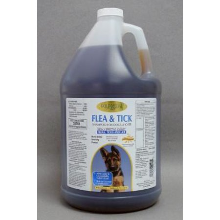 Tick Shampoo Gallon - Cardinal Gold Medal Flea & Tick Shampoo 1 Gallon