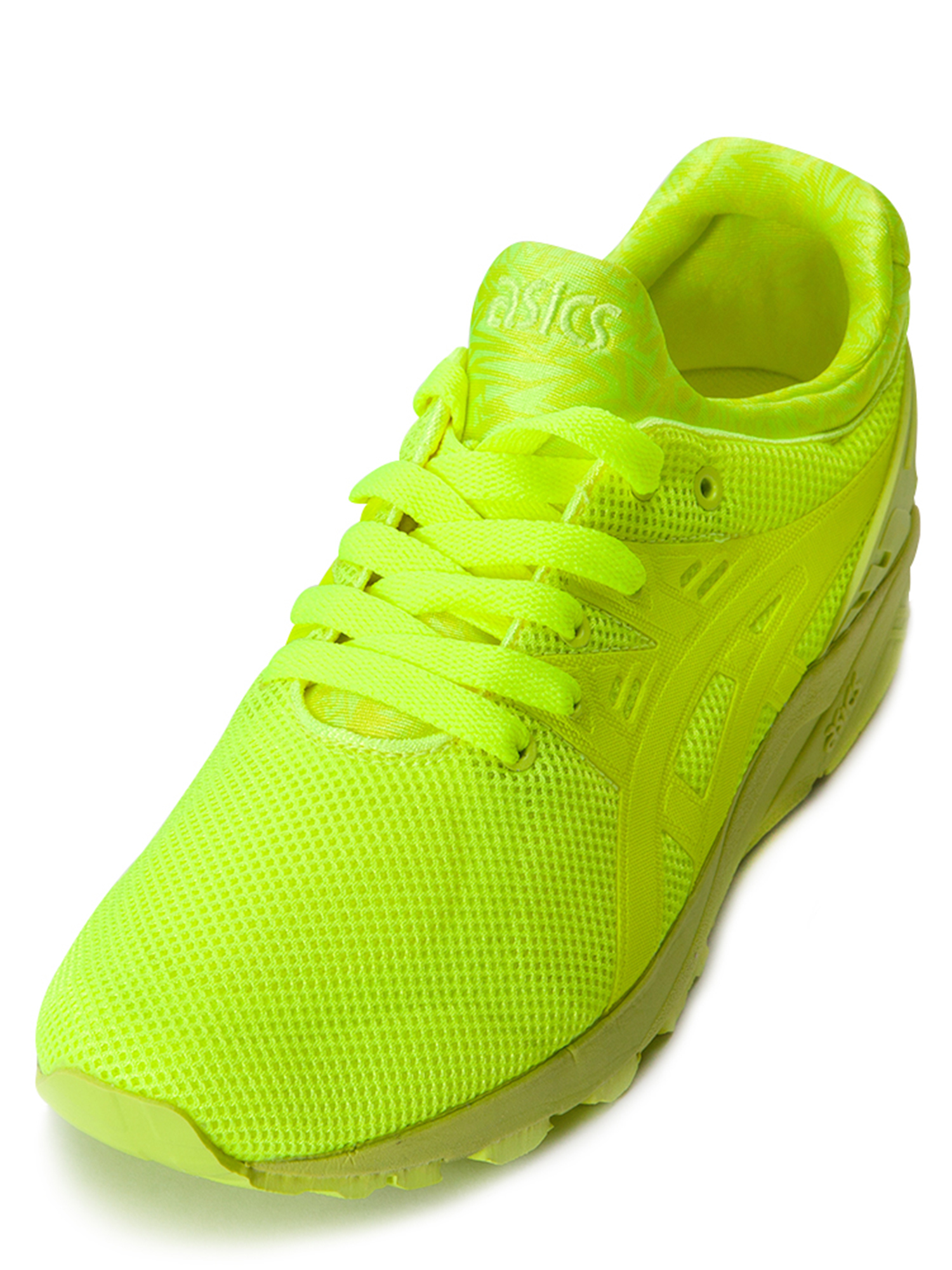 4eec624a570aa Asics Men's Gel Kayano Trainer Shoes H51DQ.0505 Lime