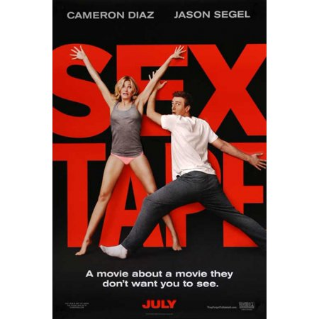 Sex Tape Movie Poster (11 x 17)