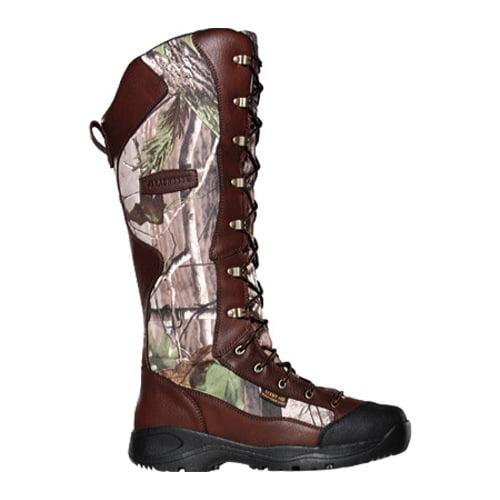 LaCrosse Venom Snake Waterproof Hunting Boots RealTree APG w  Removable Polyurethane Footbed-Size 9 by LaCrosse Footwear