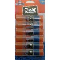 Elmer's Non Toxic Clear Glue Sticks, 1 Each
