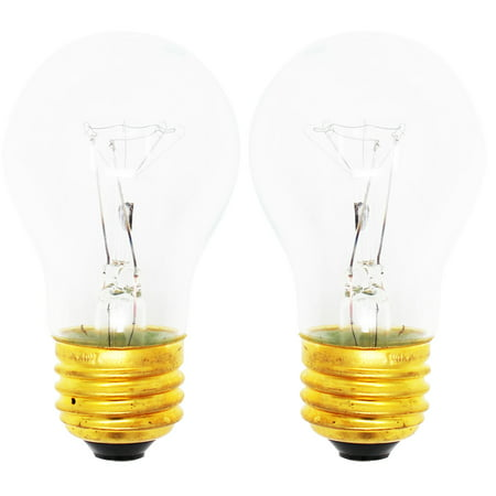 2-Pack Replacement Light Bulb for Magic Chef 3488XVA - Compatible Magic Chef 8009 Light Bulb