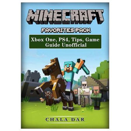 Minecraft Favorites Pack Xbox One, Ps4, Tips, Game Guide Unofficial